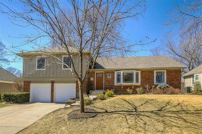 Overland Park Single Family Home For Sale: 8916 Horton Street
