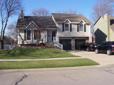 Olathe Single Family Home Show For Backups: 14714 W 149 Street