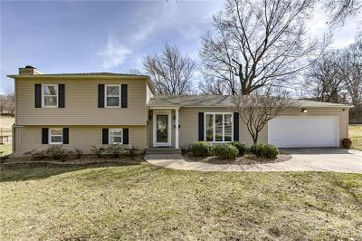 Independence Single Family Home For Sale: 1111 W 36th Terrace South