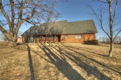 Louisburg Single Family Home For Sale: 5440 W 255th Street