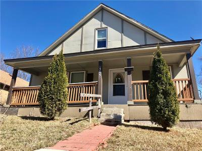 Kansas City Single Family Home For Sale: 309 S 14 Street