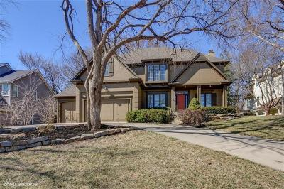 Olathe Single Family Home For Sale: 26340 W Cedar Niles Circle