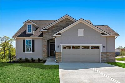 Olathe Single Family Home For Sale: 24962 W 144th Street