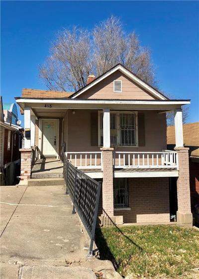Kansas City Single Family Home For Sale: 418 Ann Avenue