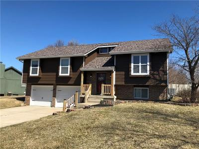 Lee's Summit Single Family Home For Sale: 1501 SW Highland Drive