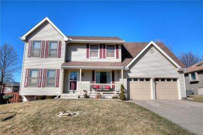 Kansas City Single Family Home For Sale: 11028 N Main Street