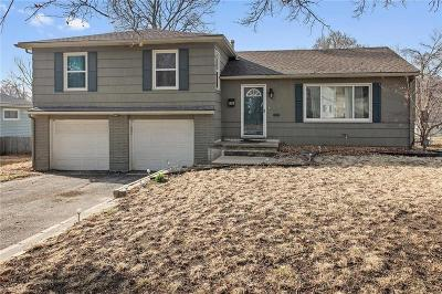 Lenexa Single Family Home For Sale: 13117 W 95th Terrace
