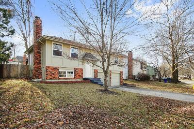 Olathe Single Family Home For Sale: 1913 E Osage Circle