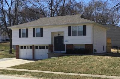 Kansas City MO Single Family Home For Sale: $158,995