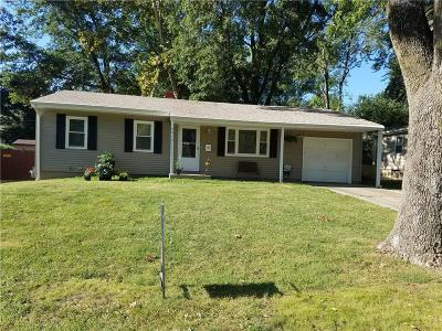 Kansas City MO Single Family Home For Sale: $117,900