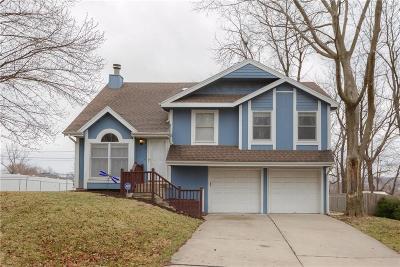 Kansas City MO Single Family Home For Sale: $186,000