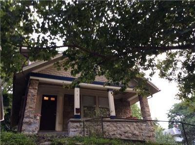 Kansas City MO Single Family Home For Sale: $179,500