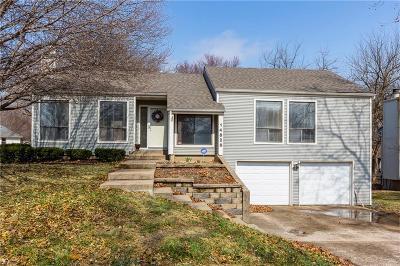 Lenexa Single Family Home For Sale: 14828 W 91st Terrace