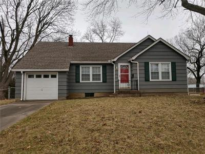 Kansas City Single Family Home Show For Backups: 4945 N Brooklyn Avenue