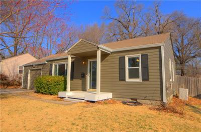 Shawnee Single Family Home Show For Backups: 11206 W 69th Street
