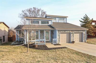 Kansas City KS Single Family Home For Sale: $184,900