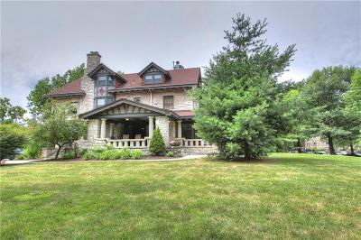 Kansas City Single Family Home For Sale: 633 E Armour Boulevard