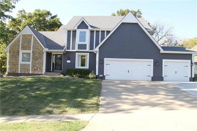 Shawnee Single Family Home For Sale: 13404 W 57th Street