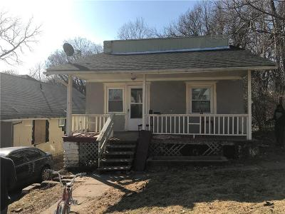 Kansas City Single Family Home For Sale: 2031 E 48th Terrace