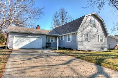 Kansas City MO Single Family Home For Sale: $199,900