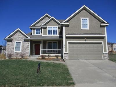 Louisburg Single Family Home For Sale: 146 Shoreline Drive