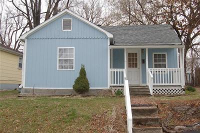 Sedalia MO Single Family Home For Sale: $21,000