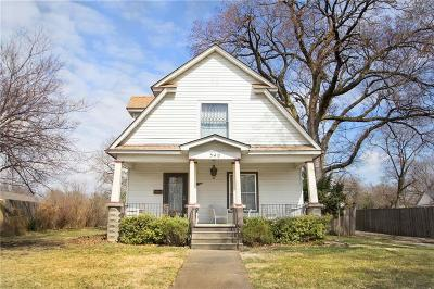 Single Family Home For Sale: 540 W Park Street