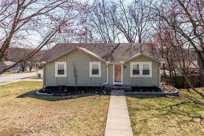 Kansas City MO Single Family Home For Sale: $163,000