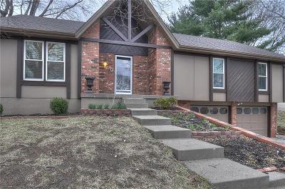Liberty MO Single Family Home For Sale: $205,000