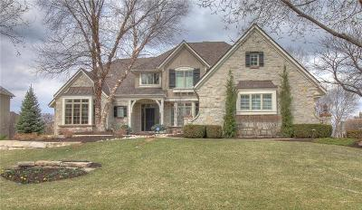 Overland Park Single Family Home For Sale: 5804 Golden Bear Drive