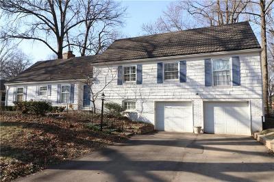 Prairie Village Single Family Home For Sale: 3608 W 84 Street