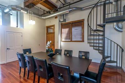 Kansas City Condo/Townhouse For Sale: 612 Central Street #204