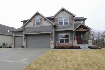 Lee's Summit Single Family Home For Sale: 2517 SW Hickory Lane