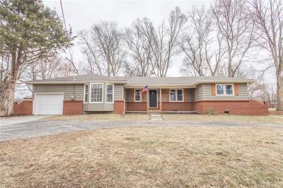 Single Family Home For Sale: 1825 NE Bren Mar Road