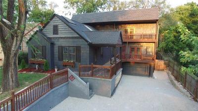 Roeland Park Single Family Home For Sale: 4747 Delmar Street