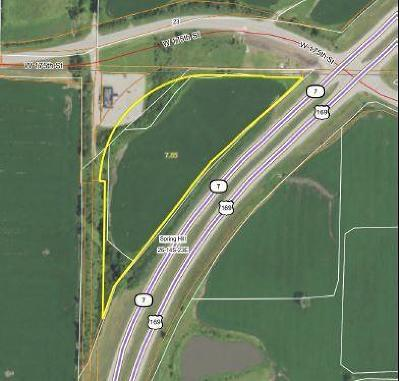 Olathe Residential Lots & Land For Sale: 17500 169 Highway
