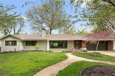 Kansas City Single Family Home For Sale: 1228 W 66th Terrace