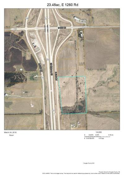 Douglas County Residential Lots & Land For Sale: 262 E 1260 Road