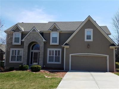 Overland Park Single Family Home For Sale: 14831 Benson Street