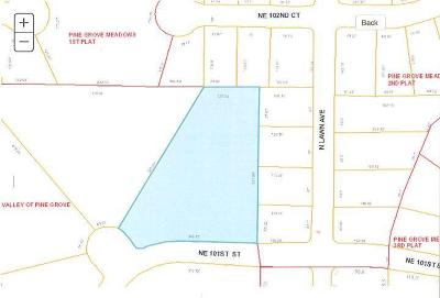 Clay County Residential Lots & Land For Sale: Lot 5 NE 101st Street