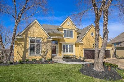 Leawood Single Family Home For Sale: 15442 Ironhorse Circle