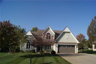 Basehor Single Family Home For Sale: 3406 N 154th Street