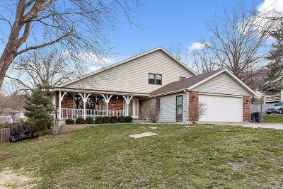 Leavenworth Single Family Home For Sale: 1412 Jeanne Court