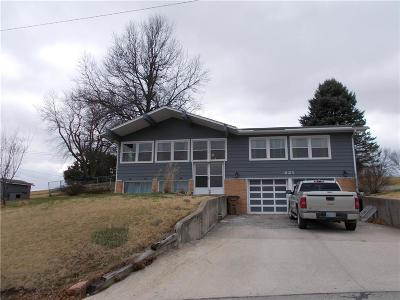 Atchison KS Single Family Home For Sale: $114,900