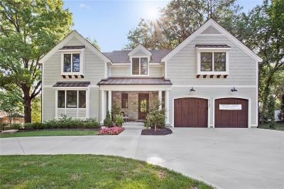 Leawood KS Single Family Home For Sale: $1,027,742