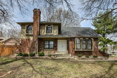 Overland Park KS Single Family Home For Sale: $230,000