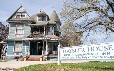 Henry County Single Family Home For Sale: 301 S 2nd Street