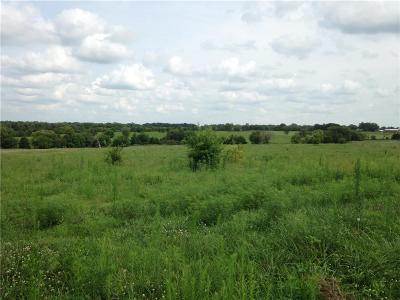 Douglas County Residential Lots & Land For Sale: E. 2000 (Rpd No. 2) Road