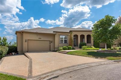 Lawrence Single Family Home For Sale: 6205 Blue Nile Drive