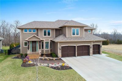 Shawnee KS Single Family Home For Sale: $575,000